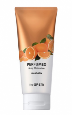 Лосьон для тела THE SAEM Perfumed Body Moisturizer Mandarin 200мл