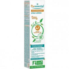 Puressentiel Спрей для воздуха Очищающий 41 эфирное масло 200мл