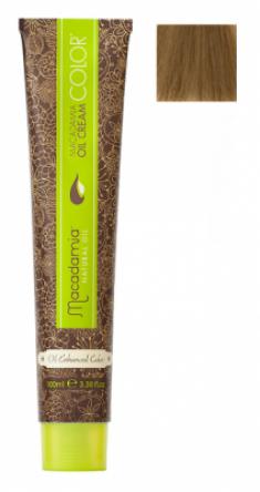 Краска для волос Macadamia Oil Cream Color 9.32 ОЧЕНЬ СВЕТЛЫЙ БЕЖЕВЫЙ БЛОНДИН 100мл