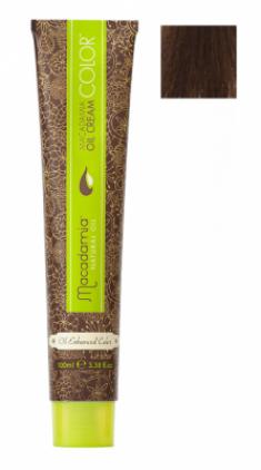 Краска для волос Macadamia Oil Cream Color 5.3 СВЕТЛО ЗОЛОТИСТЫЙ КАШТАНОВЫЙ 100мл