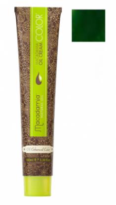 Краска для волос Macadamia Oil Cream Color G ЗЕЛЕНЫЙ 100мл