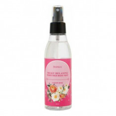 спрей для тела deoproce milky relaxing perfumed body mist