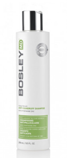 Шампунь от перхоти для всех типов волос Bosley Pro Anti Dandruff Shampoo 250мл