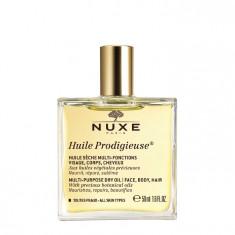 NUXE Масло сухое для лица, тела и волос / HUILE PRODIGIEUSE 50 мл