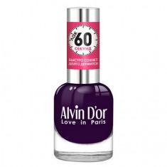 Alvin D'or, Лак «60 секунд» №30