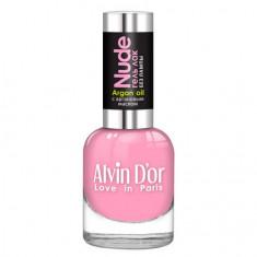 Alvin D'or, Лак-гель Nude №17
