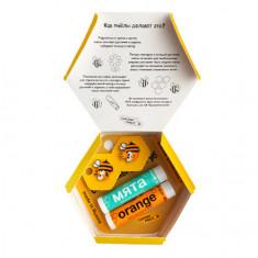 Сделанопчелой, Набор «Пчелы любят тебя», «Мята» и Orange