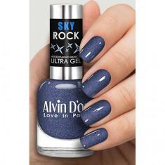 Alvin D'or, Лак Sky Rock, тон 6512