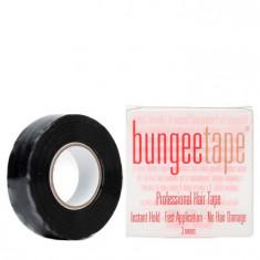 BUNGEETAPE Скотч для волос, черный / Bungeetape Black