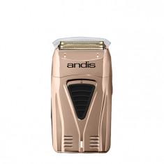 ANDIS Шейвер для проработки контуров и бороды ProFoil, аккуммуляторно-сетевой, 10 W