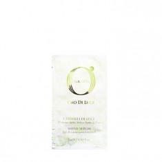 BAREX Жидкие кристаллы с протеинами шелка и семенем льна / OLIOSETA ORO DI LUCE Shine serum 5 мл