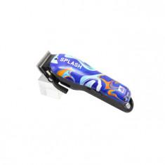 DEWAL PROFESSIONAL Машинка для стрижки с сетевым и аккумуляторным питанием, 5200-6000 оборотов\мин, нож 45 мм, 0.5 - 2.0 мм, 6 насадок / DEWAL SPLASH