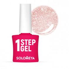 SOLOMEYA Гель-лак однофазный для ногтей, 47 топаз /One Step Gel Topaz4,5 мл