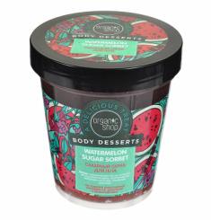 Скраб для тела сахарный Organic Shop Body Desserts Watermelon Sugar Sorbet 450мл