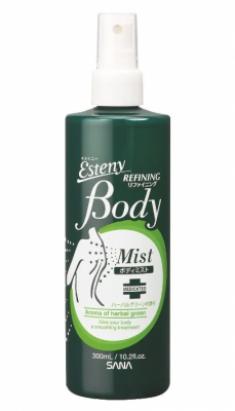 Лосьон для проблемной кожи тела с ароматом свежих трав Sana Body refining lotion 300мл