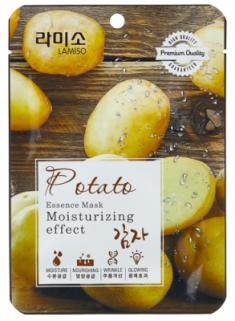 Маска с экстрактом картофеля La Miso Essence Mask premium quality Potato 23г