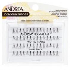Andrea, Пучки ресниц Mod Perma Flair, короткие, черные