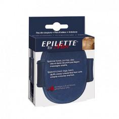 Эпилет Подушечки для депиляции для мужчин Epilette