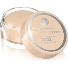 Bell Hypoallergenic водостойкие матовые тени для век Waterproof Mat Eyeshadow Тон 01