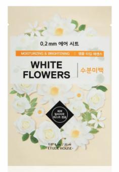 Маска с экстрактом белых цветов ETUDE HOUSE 0.2 THERAPY AIR MASK White Flowers 20мл