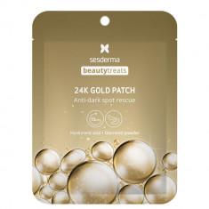 Sesderma Beautytreats 24K Gold patch Маска-патч под глаза N1