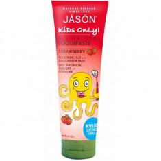 Jason Детская зубная паста клубничная 119 г