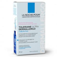 La Roche Posay Толеран Ультра Дермаллерго интенсивная успокаивающая сыворотка активирующая защитную функцию кожи 20мл La Roche-Posay