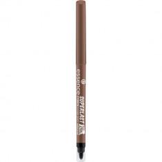 Essence Карандаш для бровей Superlast 24H Eyebrow Pomade Pencil Wp светло-коричневый т.10