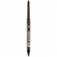 Essence Карандаш для бровей Superlast 24H Eyebrow Pomade Pencil Wp темно-коричневый т.30