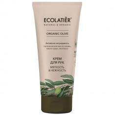 Ecolatier GREEN Крем-маска для рук Мягкость и нежность Олива 100мл