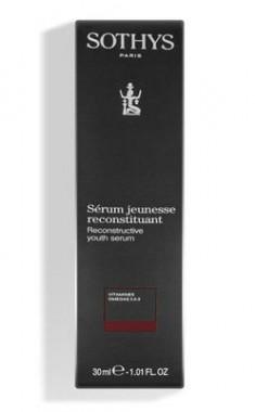 Sothys Reconstructive Youth Serum Anti-age омолаживающая сыворотка для восстановления кожи эффект мезотерапии 25мл